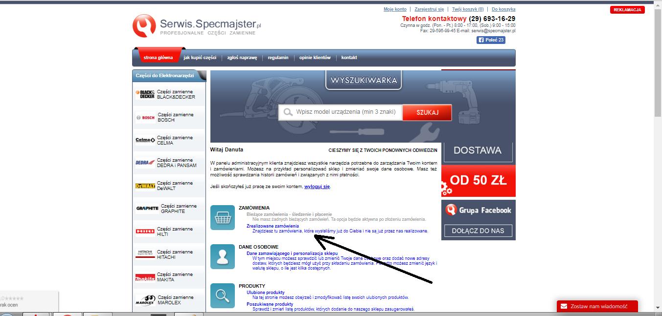 103de593332e1c Wiadomości - Lista - SpecMajster.pl - Narzędzia z dostawą do domu.